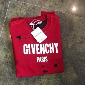 GIVENCHY PARIS MEN SWEATERS CREWNECK